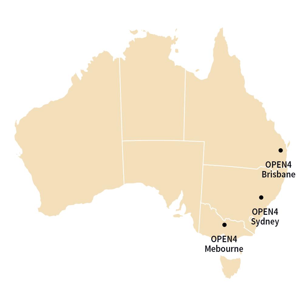 FSN Installer Service Areas in Australia