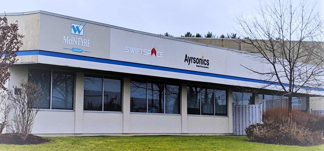 McIntyre Group Main Office