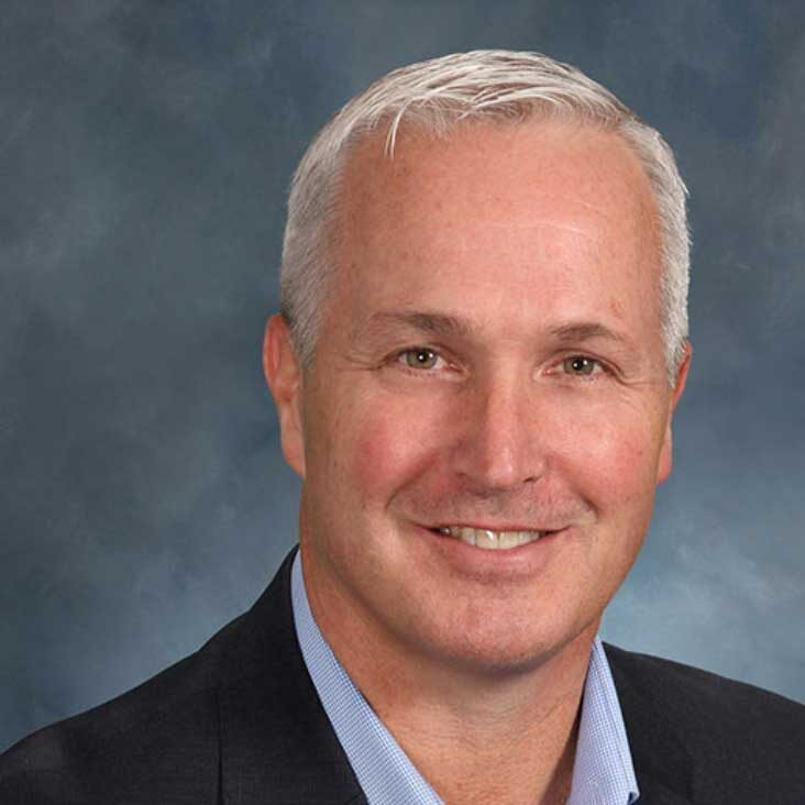 Jeff Milne, Vice President Sales/Marketing of Colonial Systems