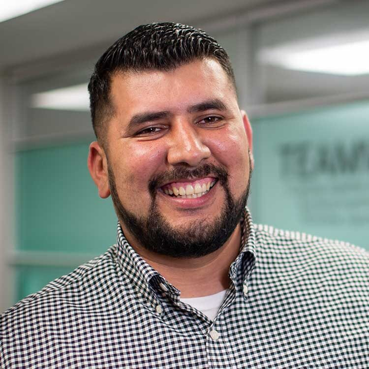 Emilio Chavez, Director of Sales and Client Relations, Southern California of Service West